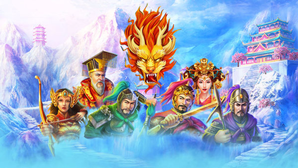 RTG Asia Unleashes  San Guo Zheng Ba,  the First of the Next Generation  of RTG Slots