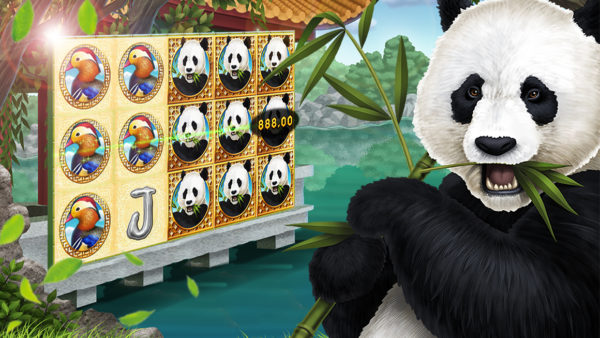 Will this Panda lead you to Gold in this New Game?