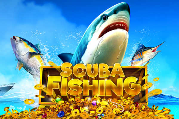 Beautiful… but Deadly! The New Scuba Diver Game.