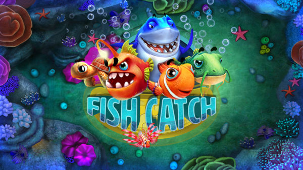 """Like shooting fish in a barrel."" The New RTG Fish Catch Game"