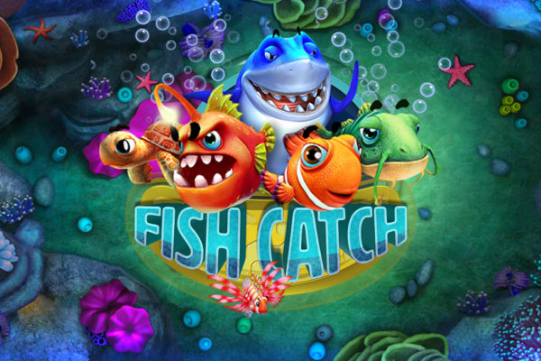 """""""Like shooting fish in a barrel."""" The New RTG Fish Catch Game"""