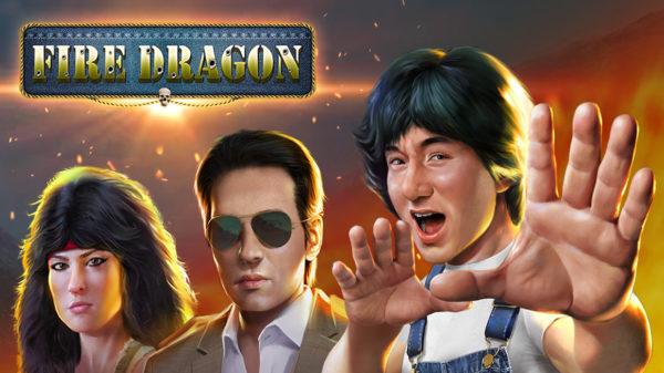 Kung-fu Hero film-based slot: Fire Dragon