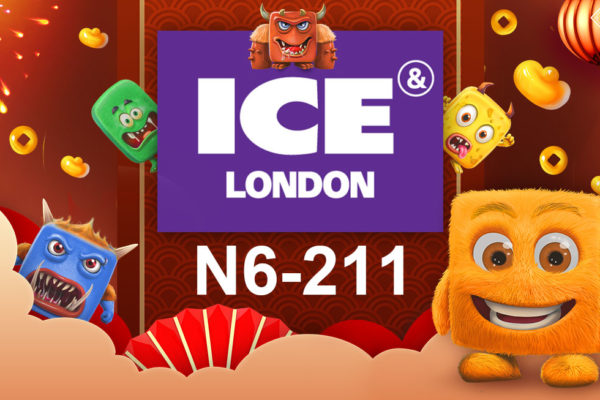 See you at ICE London Booth N6-211