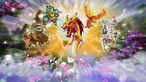 中国远古神圣兽觉醒