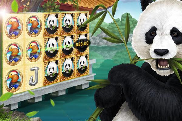 标题:这只熊猫会在游戏中引领您获得黄金大奖吗?