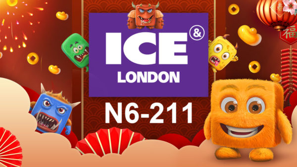RTGAsia 与您相约伦敦ICE 展位 N6-211